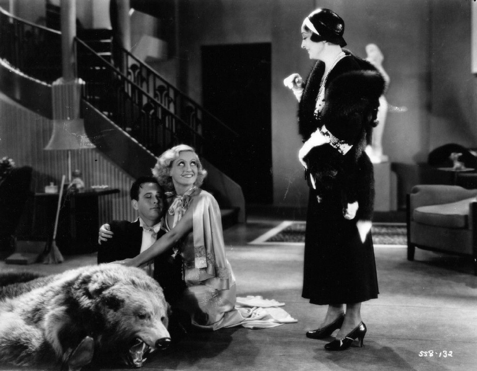 1931. 'This Modern Age.' With Monroe Owsley and Pauline Frederick.