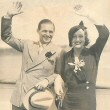 August 1932. Joan and Doug back in NYC after their European vacation.