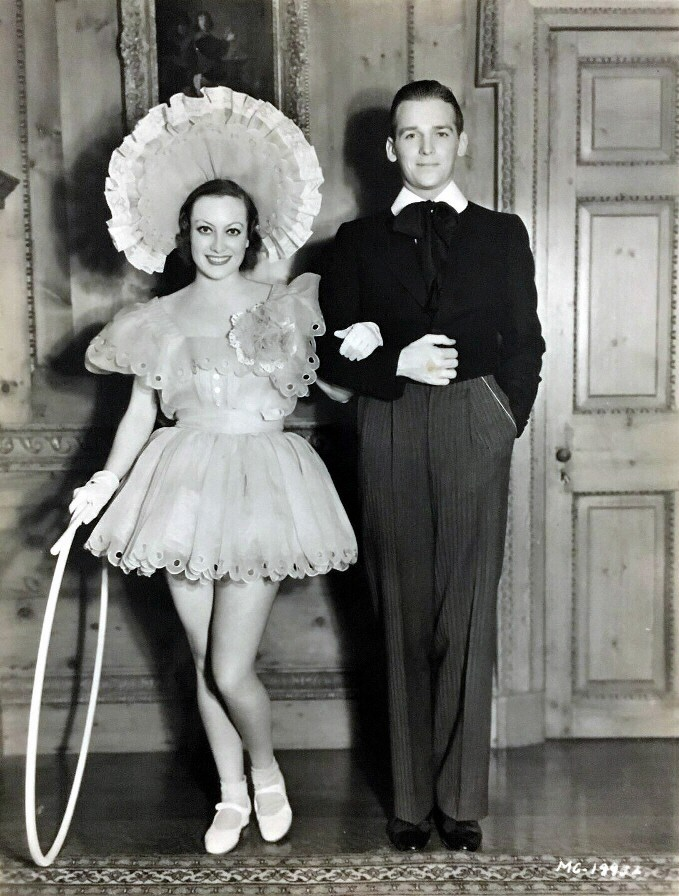 1932. At Marion Davies' 'Kiddie Party' with husband Doug Fairbanks, Jr.