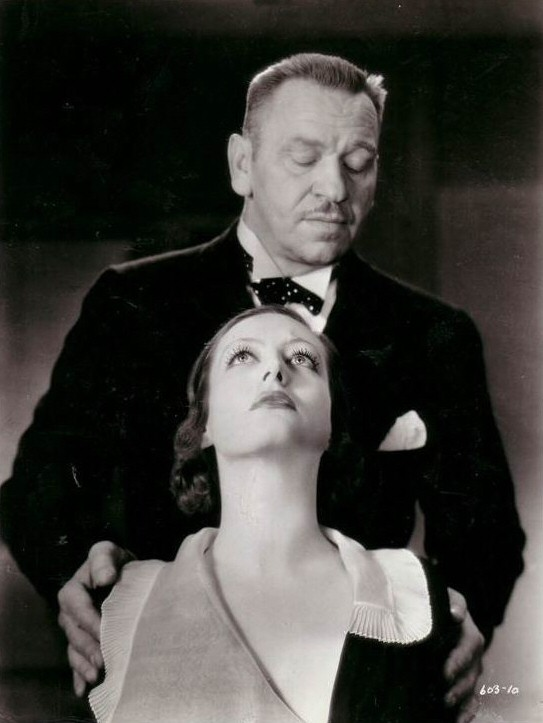 1932. 'Grand Hotel.' With Wallace Beery.