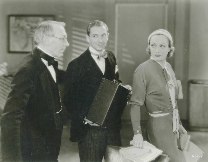 1932. Film still from 'Grand Hotel.'