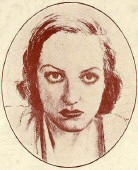 1932 sketch by Joan's 'Grand Hotel' co-star Jean Hersholt.