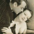 Publicity for 'Letty Lynton' with Nils Asther.
