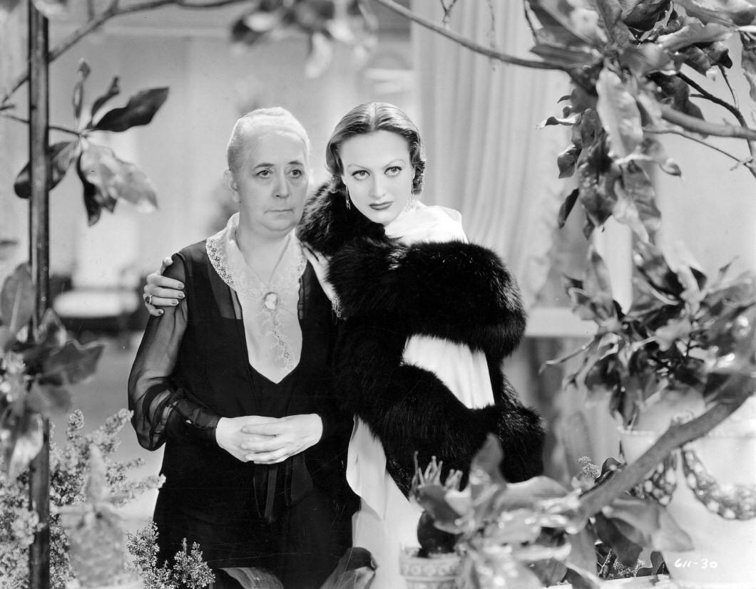 1932. 'Letty Lynton' with Louise Closser Hale.