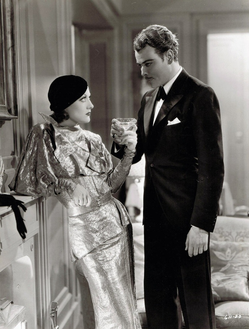 1932. 'Letty Lynton' with Nils Asther.