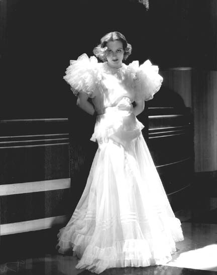 Publicity for 'Letty Lynton.'