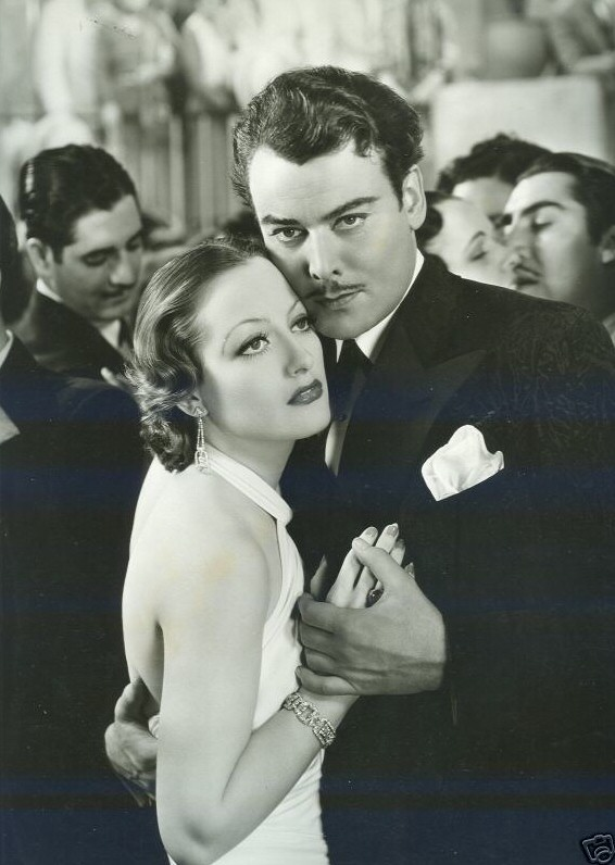 1932. 'Letty Lynton.' With Nils Asther.