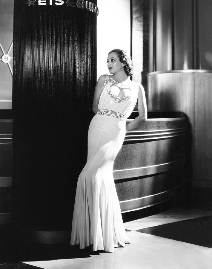 1932 publicity shot by Hurrell.