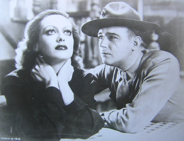 1932. 'Rain.' With William Gargan.