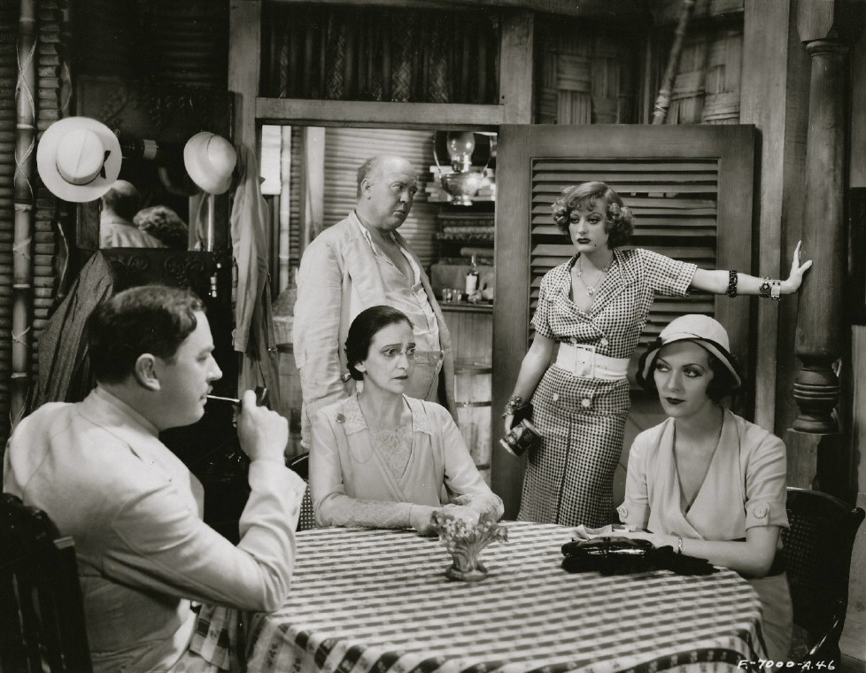 1932. Film still from 'Rain.'