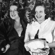 November 1932. With Norma Shearer at the Mayfair Ball at LA's Biltmore Hotel.