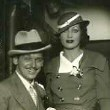 1932. Joan and husband Doug Fairbanks, Jr.