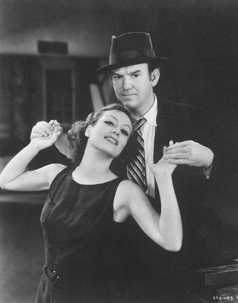 1933. 'Dancing Lady.' With Ted Healy.