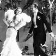 1933. 'Dancing Lady.' With Fred Astaire.