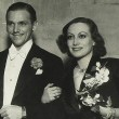 1933. With husband Doug Fairbanks, Jr.