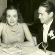 12/27/33. At the Cocoanut Grove with Franchot Tone.
