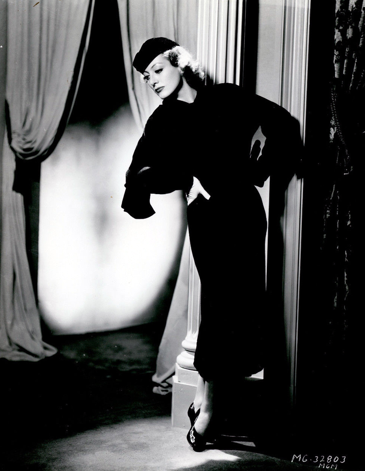 1933. Publicity shot by Hurrell.