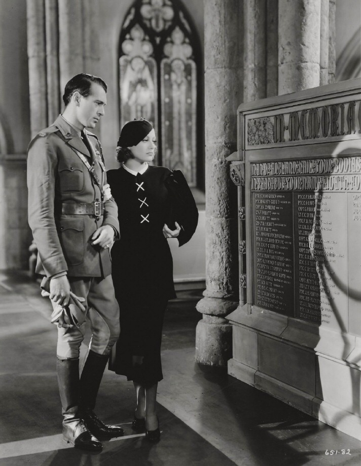 1933. 'Today We Live.' With Gary Cooper.