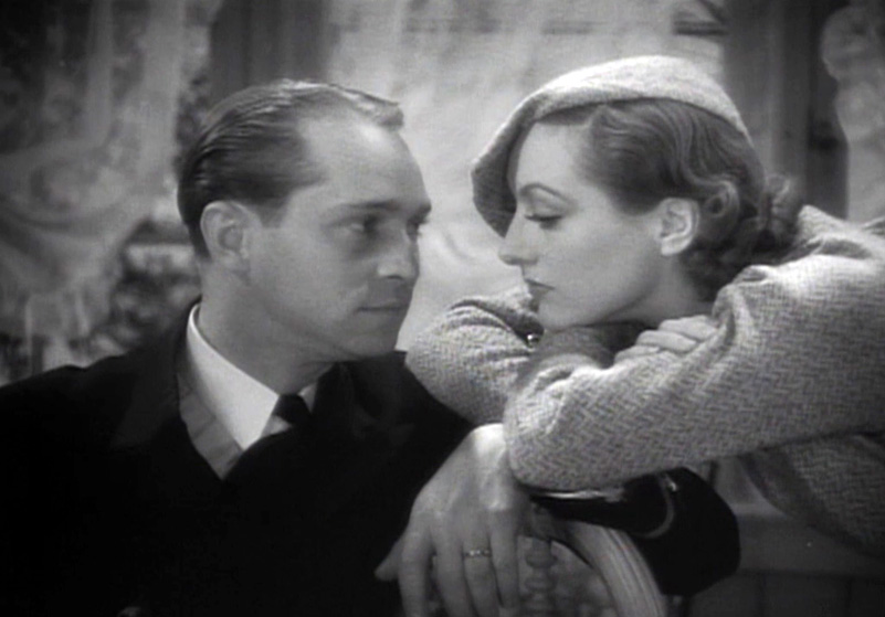 1933. 'Today We Live.' With Franchot Tone.