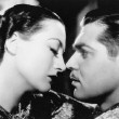 1934. 'Chained,' with Clark Gable.