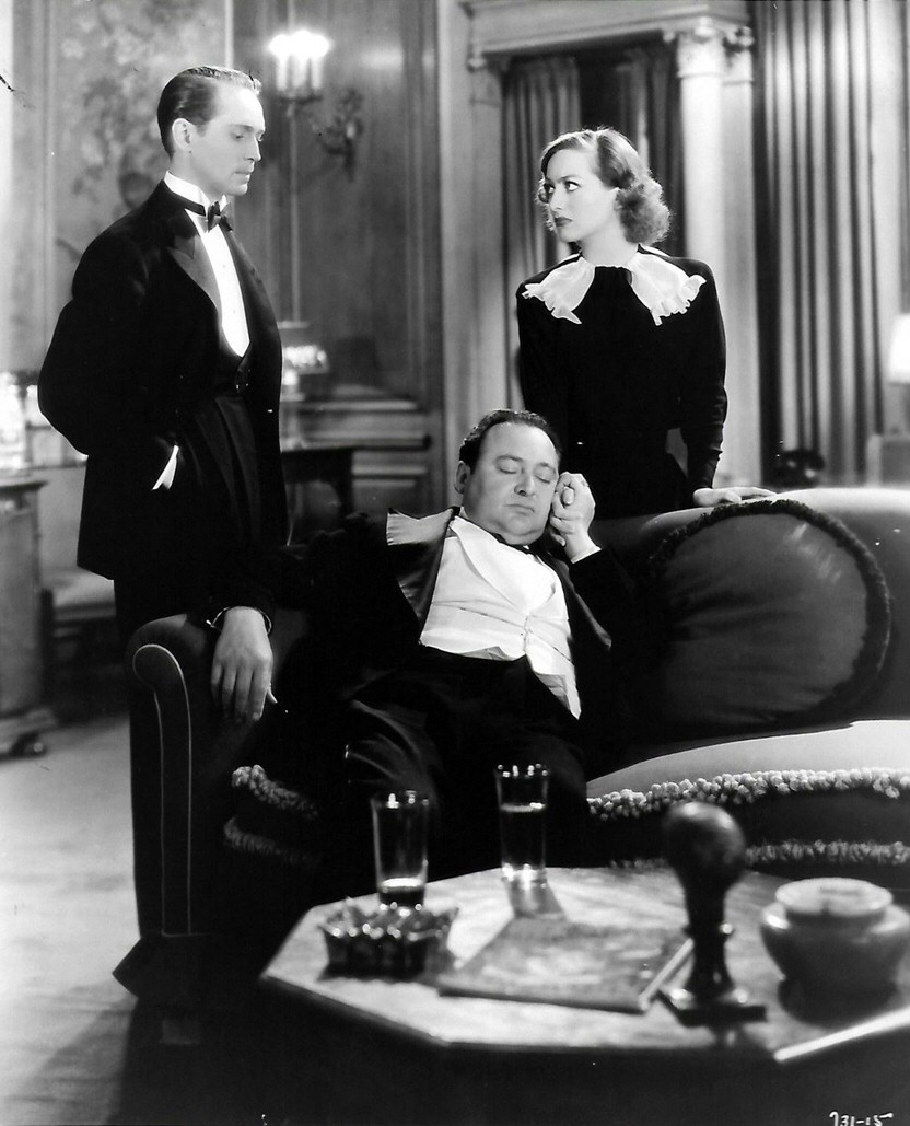 1934. 'Sadie McKee.' With Franchot Tone and Edward Arnold.