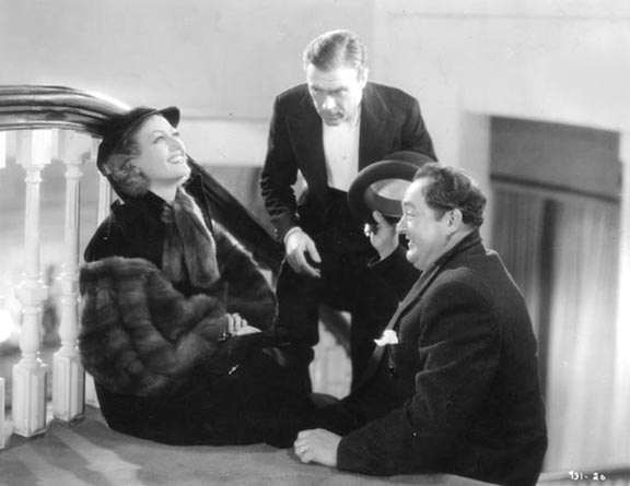 With Edward Arnold and unknown.