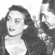Circa 1936 with husband Franchot Tone.