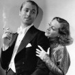 1935. 'I Live My Life.' With Brian Aherne.