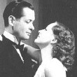 1935. 'No More Ladies.' With Robert Montgomery, left, and Franchot Tone.