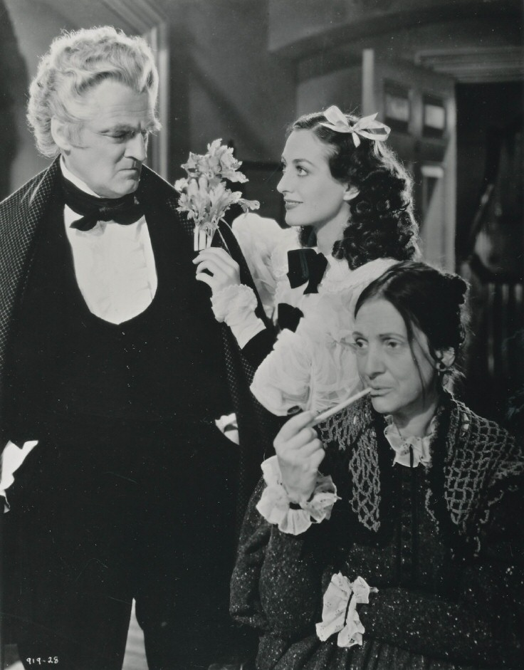 1936. 'The Gorgeous Hussy.' With Lionel Barrymore and Beulah Bondi.
