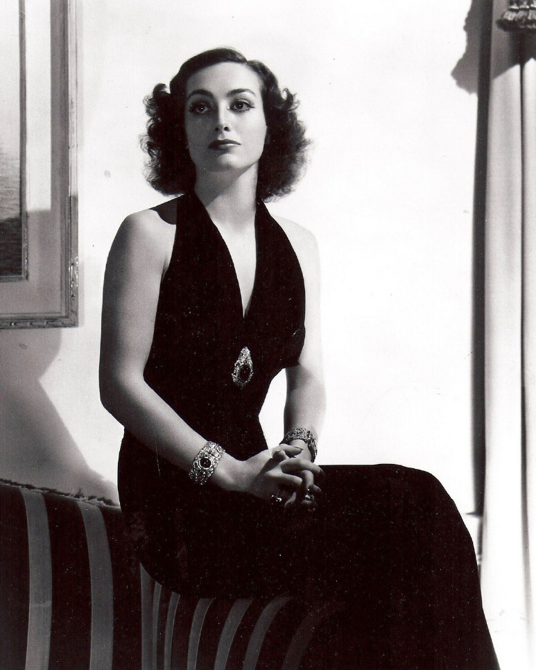 1936 publicity shot at home by Hurrell.