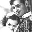 1936. A 'Love on the Run' publicity shot with Clark Gable.