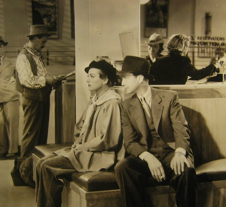 1936. 'Love on the Run.' With Franchot Tone.