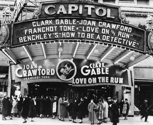 New York City's Capitol Theatre