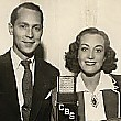 Circa 1936. With husband Franchot Tone.