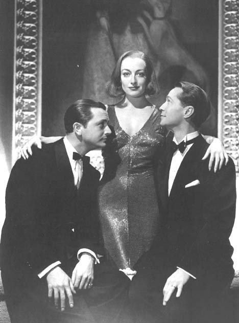 1937. 'The Bride Wore Red.' With Robert Young and Franchot Tone.