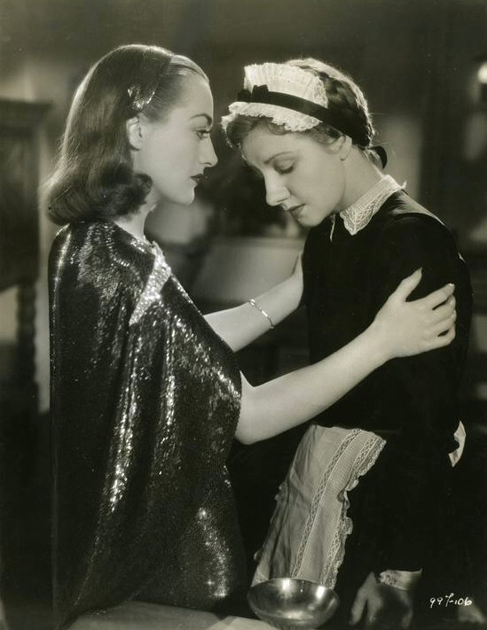 1937. 'The Bride Wore Red.' With Mary Philips.