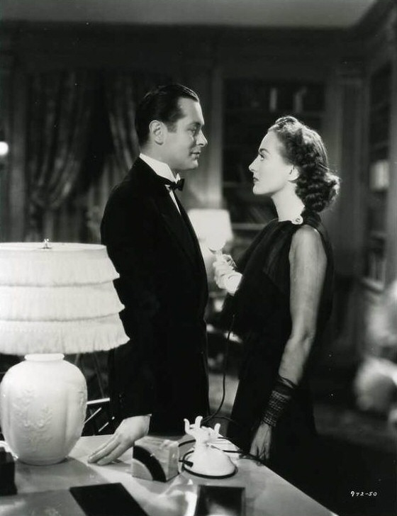 1937. 'The Last of Mrs. Cheyney.' With Robert Montgomery.