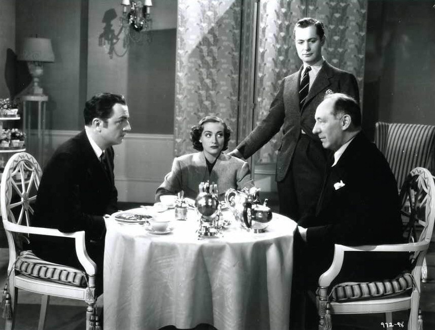 1937. Film still from 'The Last of Mrs. Cheyney.'