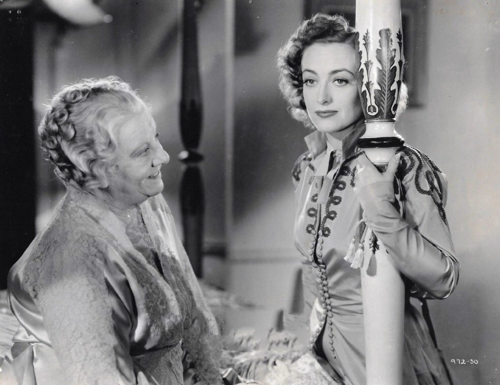 1937. 'The Last of Mrs. Cheyney.' With Jessie Ralph.