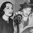 May 1938. On the NBC radio program 'Good News of 1938' with Margaret Sullavan.