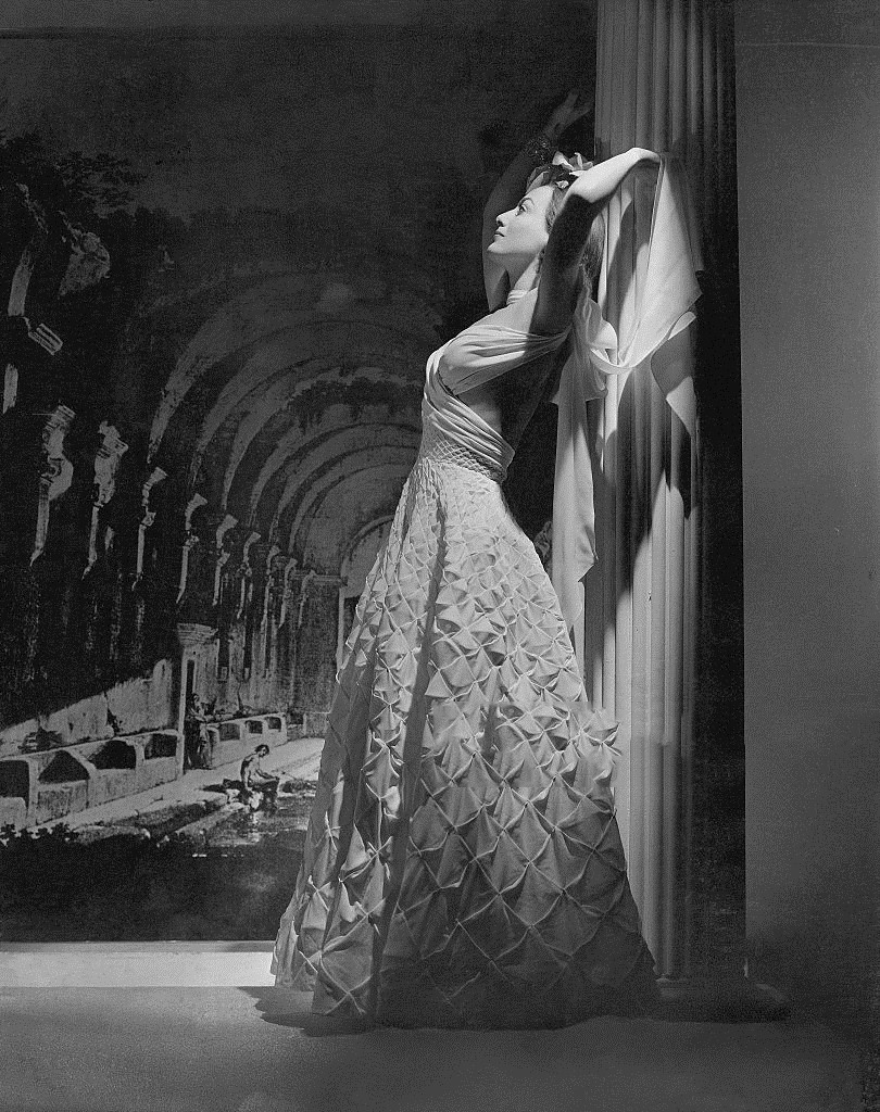 1938. Publicity for 'Vogue' by Horst P. Horst.