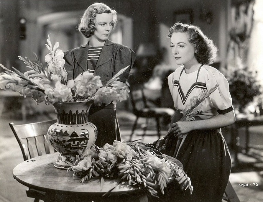 1938. 'The Shining Hour.' With Margaret Sullavan.