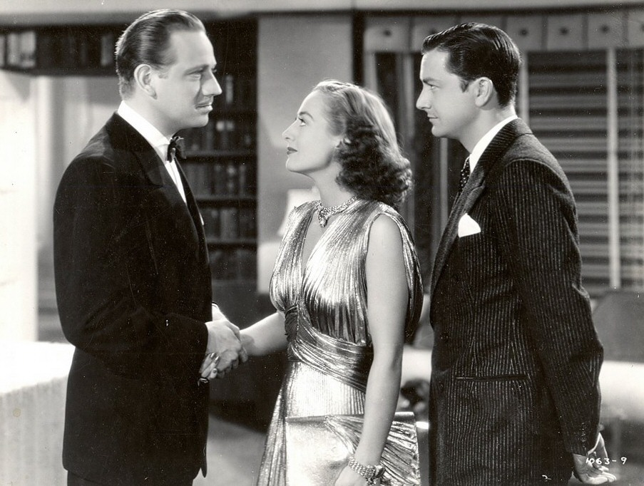 1938. 'The Shining Hour.' With Melvyn Douglas and Robert Young.