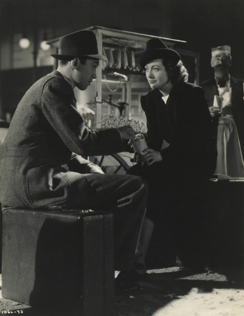 'Ice Follies of 1939' with James Stewart.