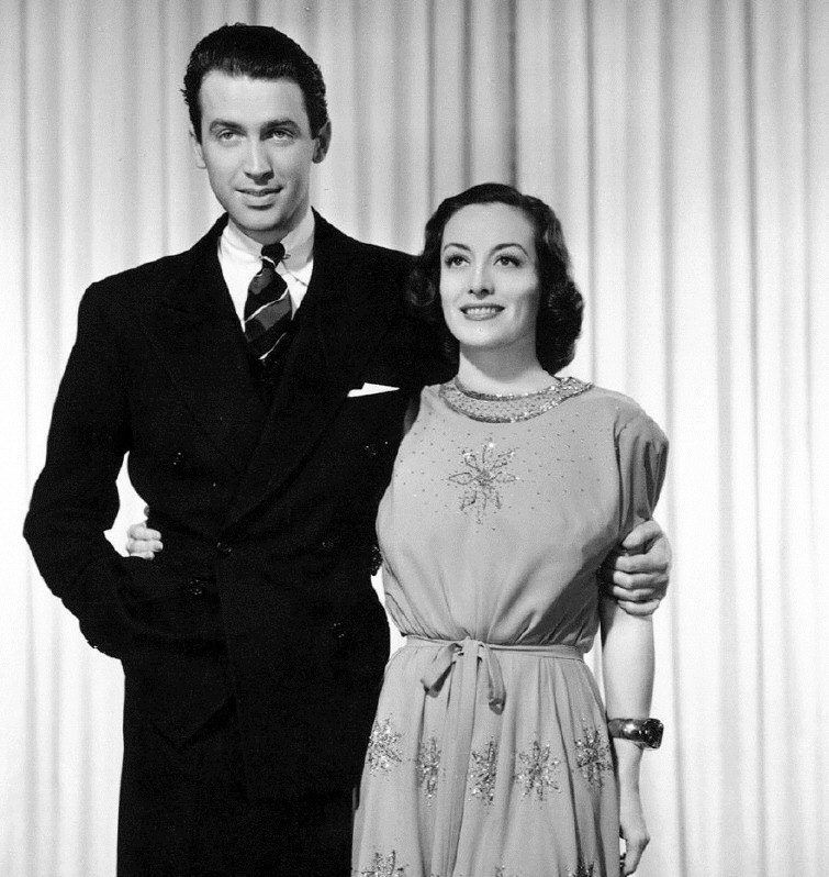 'Ice Follies of 1939.' With James Stewart.