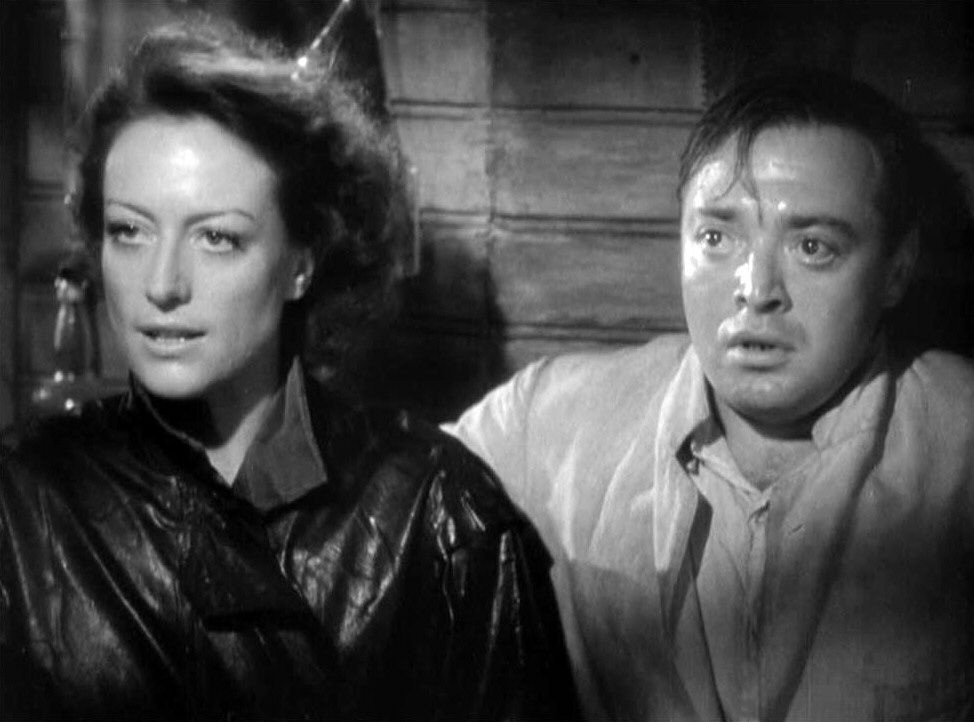 1940. 'Strange Cargo' with Peter Lorre.