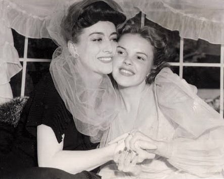 1941. At Judy Garland's bridal shower.