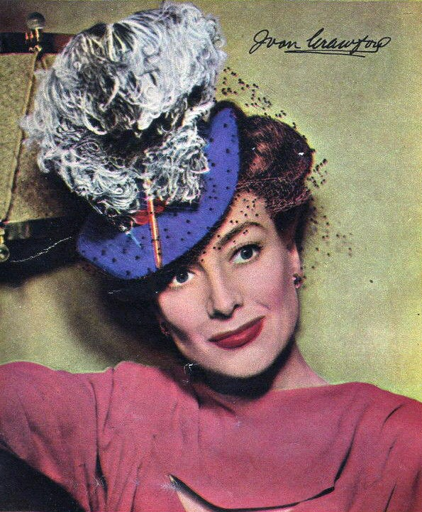 1946. Easter bonnet spread for unknown magazine.
