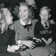 5/25/48. At the Clyde Beatty circus with Christina and Christopher.
